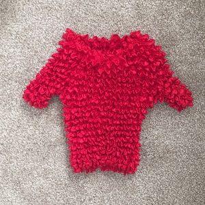 Tops - Ruffle Shirt